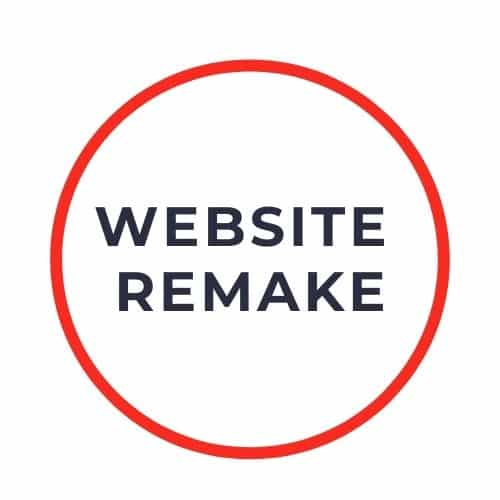 Website remake